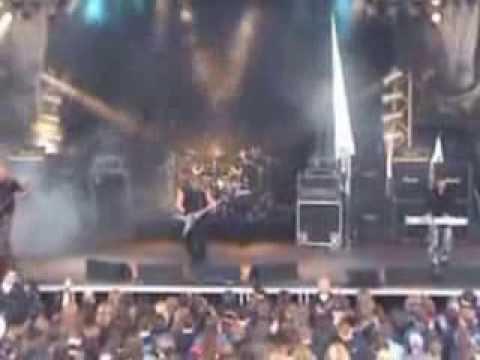 Communic - History Reversed (live @ the Rockhard Festival 2005)