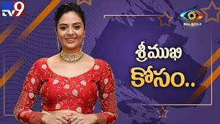 Bigg Boss 3: Anchor Sreemukhi struggling hard to win the t..
