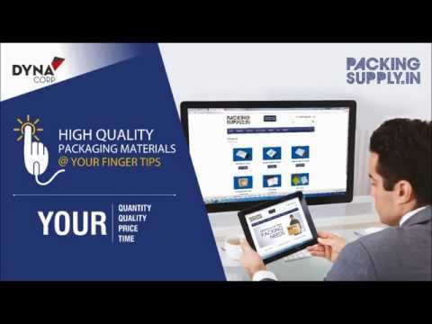 All about Packingsupply.in - Online Packaging Materials Supplier in India