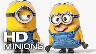 Minions farting Teaser Trailer (2015) Despicable Me 3