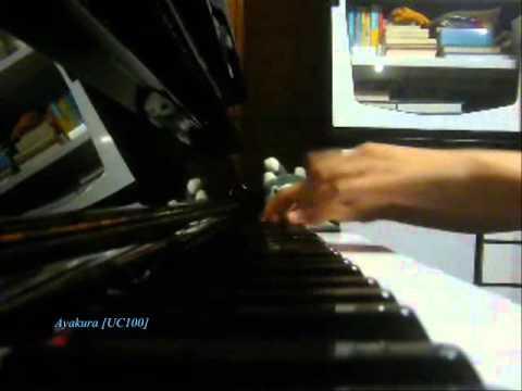 ❀Ayakura❀ ♫ 口袋的天空 ♫ (piano ピアノ ver.) - Angela Chang 張韶涵