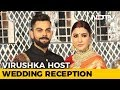 Inside Virat Kohli and Anushka Sharma's Delhi Reception