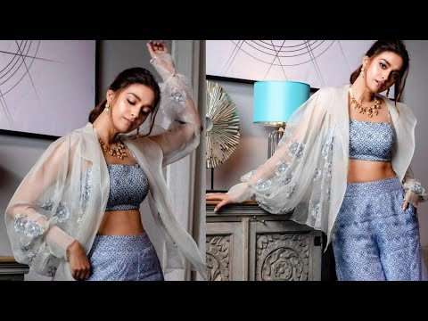 Keerthy Suresh raises temperatures on social media with her latest photoshoot