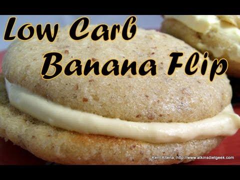 Atkins Diet Recipes Low Carb Banana Flip Owl Youtube