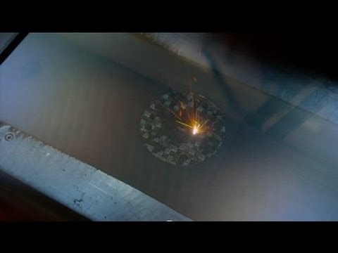 Printing Rocket Engine Parts