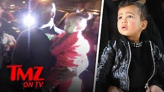 North West Is A Freaking DIVA While Leaving Craig's | TMZ TV
