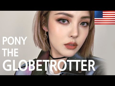 🌎 PONY THE GLOBETROTTER - New York  GRWM (With sub)