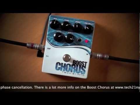 Tech 21 Boost Chorus