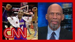 Kareem Abdul-Jabbar remembers Kobe Bryant's sense of humor