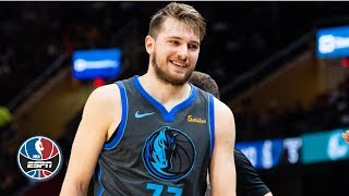 Luka Doncic drops 35 on Cavaliers, drives Mavericks in road win   NBA Highlights