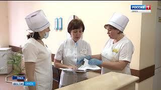 Завтра свой профессиональный праздник будут отмечать медицинские сёстры