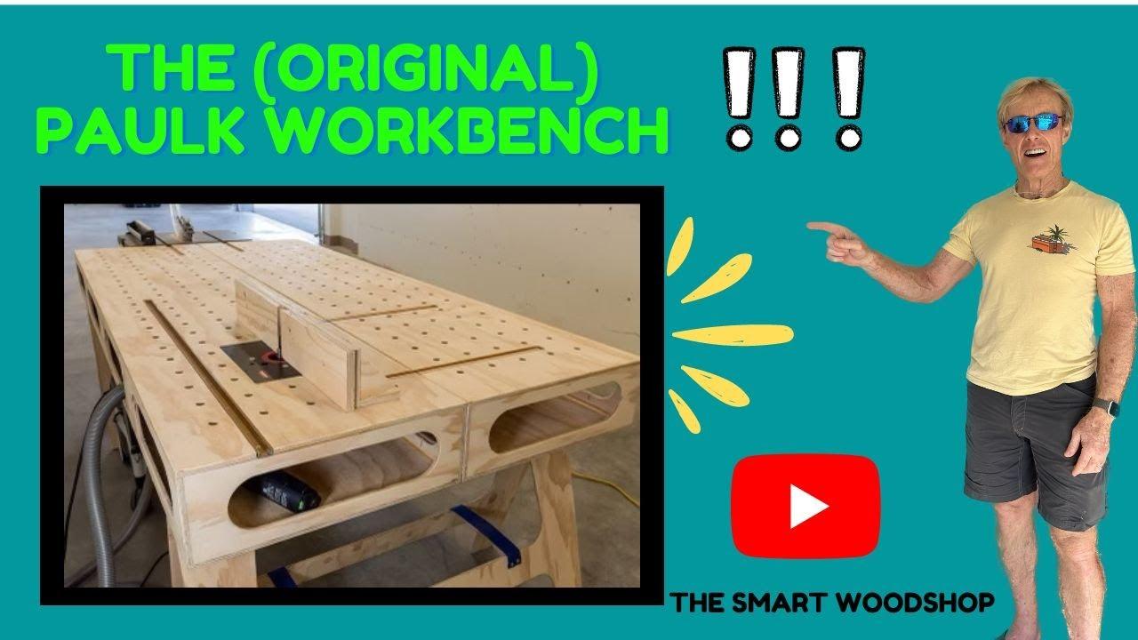 Paulk Work Bench Youtube