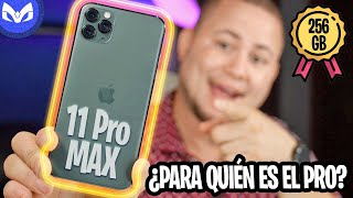 COMPRA EL iPhone 11 Pro Max ! REVIEW