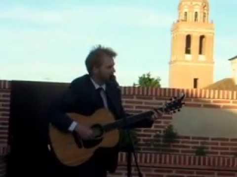 Canciones dedicadas Boda Álvaro y Belén - Cantautor Miguel Dantart - Yalocatoyo