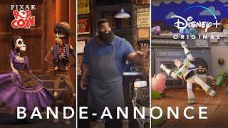 Pixar popcorn :  bande-annonce