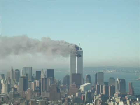 World Trade Center Attack From Empire State Building 11