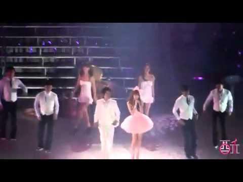 101017 SNSD 2010 Concert - Jessica ft. Donghae (Barbie Girl) FULL