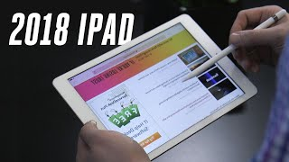 New Apple iPad 2018 hands-on