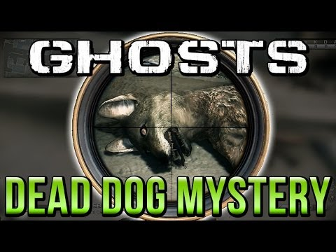 "COD Ghosts - ""DEAD DOG MYSTERY"" On Tremor (Call Of Duty) ""Easter Egg"" - Smashpipe Games"