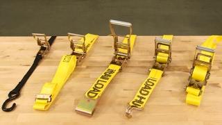 Ratchet Tie-Downs