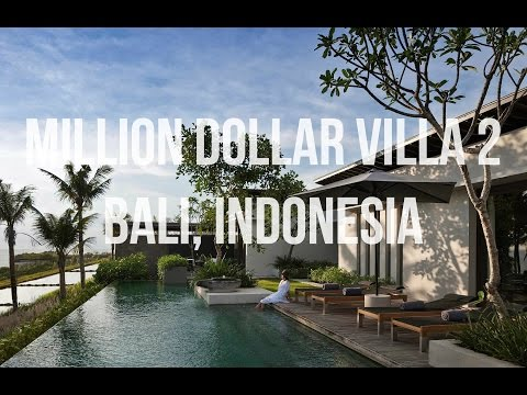 Million Dollars Villas in Bali Part 2 - Alila Villas Soori