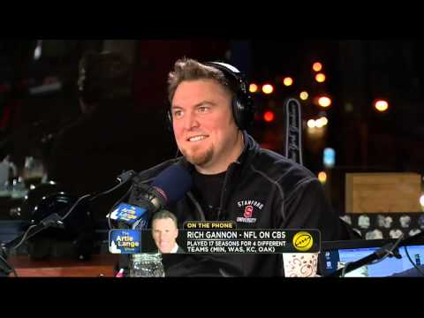 The Artie Lange Show - Rich Gannon (phone) - YouTube