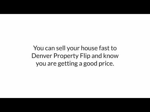 Sell my house fast in Denver CO