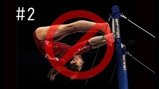 Skills Gymnasts Eventually Stopped Performing (Part 2)