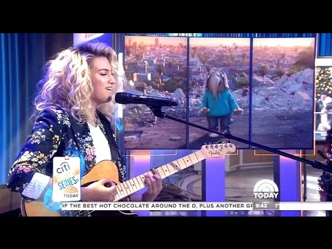 Tori Kelly - Chats Sing & Performs - Today Show