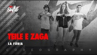 Teile e Zaga - La Fúria | FitDance SWAG (Choreography) Dance Video