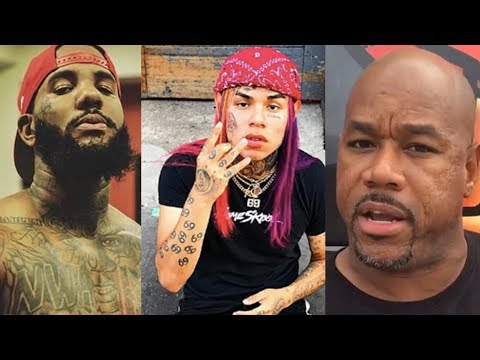 The Game & Wack 100 Respond To 6IX9INE's Disses...