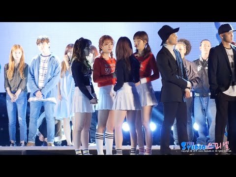 [4K] 161022 청소년 음악회 레드벨벳 (Red Velvet) 리허설 대기 직캠 by Spinel