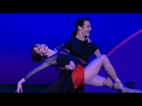 """Get up close and personal with the cast of """"An American in Paris"""", exclusively on The Balancing Act."""