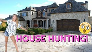 MOVING TO A NEW HOUSE! HOUSE TOURS!