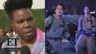 Leslie Jones Slams New 'Ghostbusters' Sequel