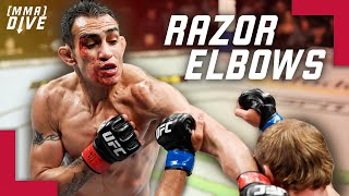 7 SAVAGE moments that forged Tony Ferguson into El Cucuy!