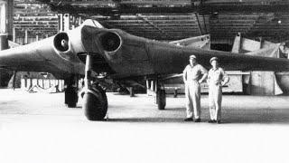 Germany's Secret WW2 Stealth Bomber - The Horten Ho 229