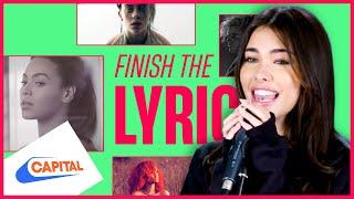 Madison Beer Covers Justin Bieber, Billie Eilish & More | Finish The Lyric | Capital