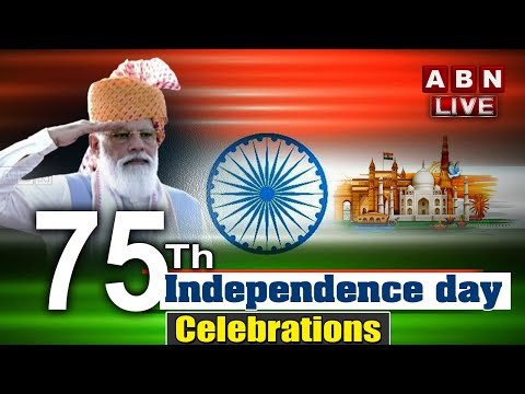 LIVE: 75th Independence Day Celebrations At Red Fort