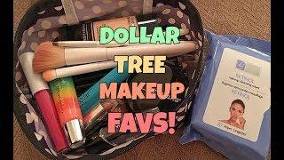 Dollar Tree Makeup Favs!