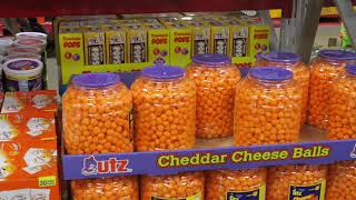 Snack Food Shopping At Sam's Club!