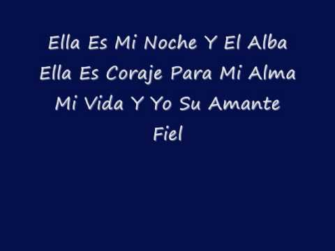 Spanish Girl By: Jose Manuel with lyrics