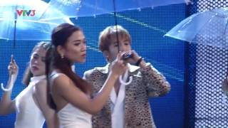 Giấc Mộng Xa - Hàn Khởi ft. Huỳnh Anh (Stage)