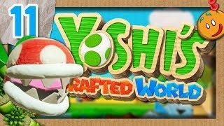 Yoshi's Crafted World Let's Play #11 La gemme de la Piñata