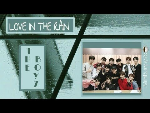 THE BOYZ DATING GAME (LOVE IN THE RAIN VERSION) #7