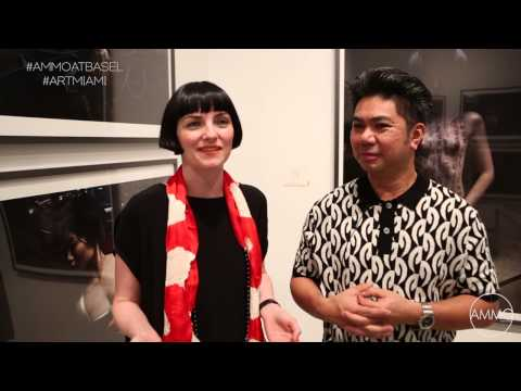 AMMOtv: What's Your AMMO? | Formento + Formento | Art Basel Miami 2014