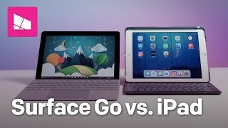 Surface Go vs. iPad: Which is the better tablet?