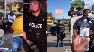 """GENZ VS COPS """"THE FUNNIEST TIKTOK COMPILATION """""""
