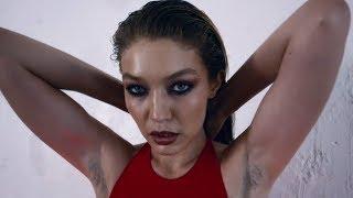 Gigi Hadid EXPLAINS Armpit Hair Mishap In Love Magazine Video