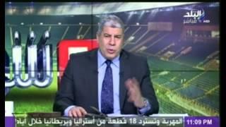 """أحمد شوبير يصف حالة بيته أثناء مباراة الأهلي والمغرب التطواني """"صلاة و دعاء """""""
